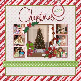 digital scrapbook - scrappydoo82 | Meredith Cardall