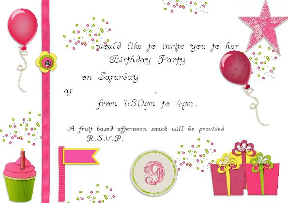 Digital Scrapbook - Princess TJ Little Lady's Birthday | Meredith Cardall