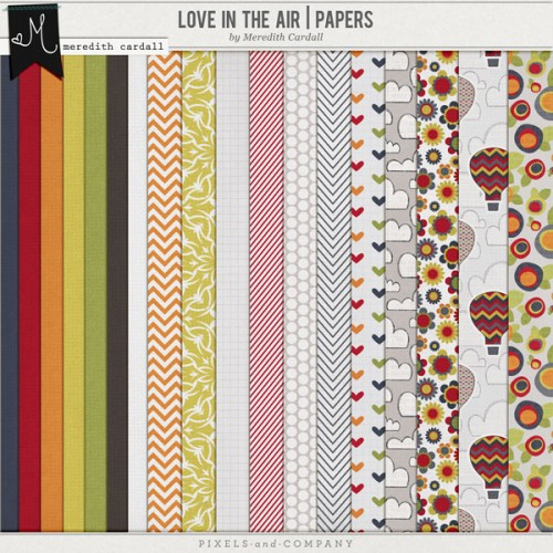 Love In The Air | Papers